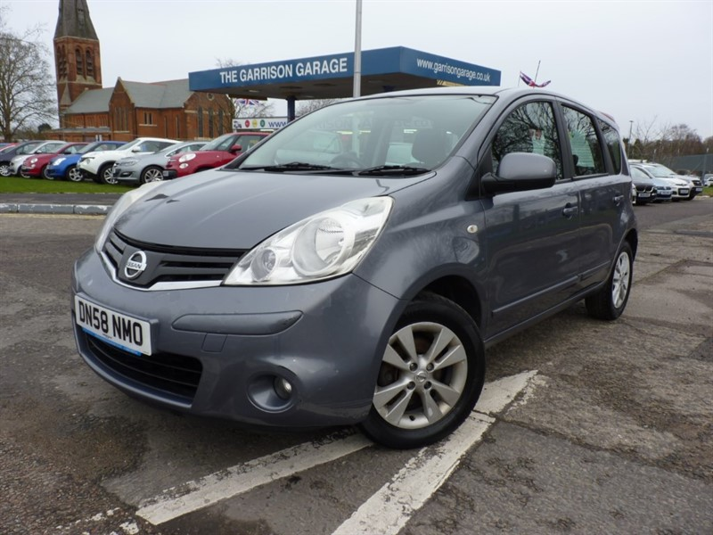used Nissan Note ACENTA in hampshire-and-surrey
