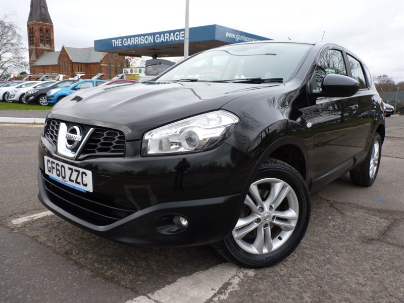 used Nissan Qashqai DCI ACENTA in hampshire-and-surrey