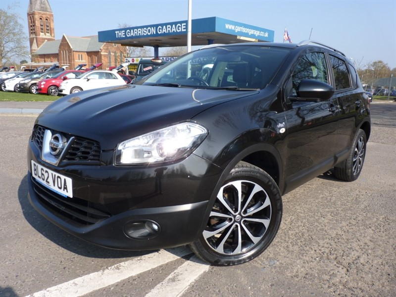 used Nissan Qashqai N-TEC PLUS in hampshire-and-surrey