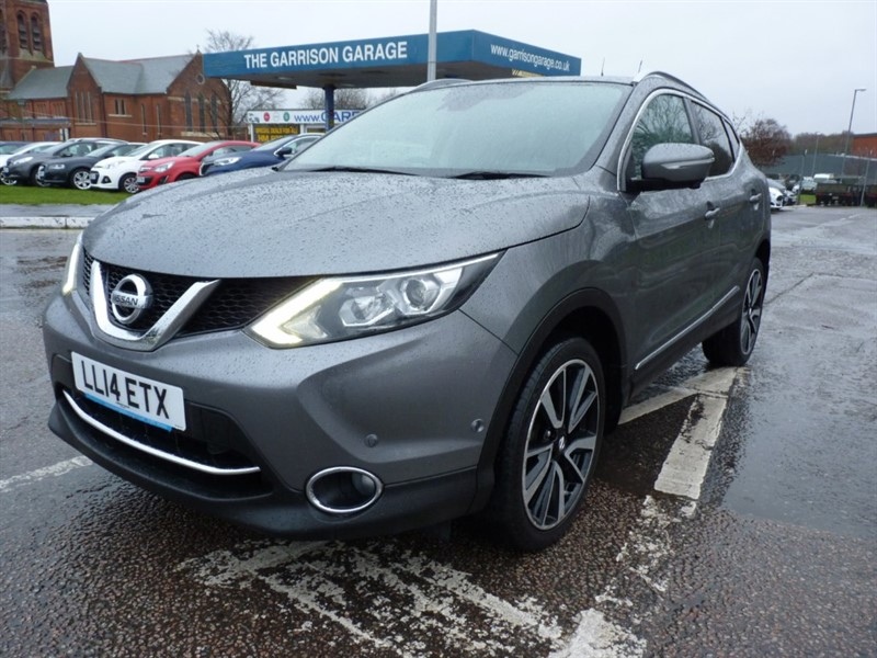 used Nissan Qashqai DCI TEKNA in hampshire-and-surrey