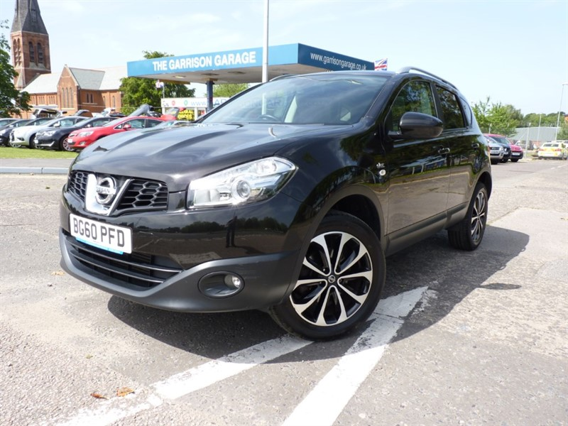 used Nissan Qashqai DCI N-TEC in hampshire-and-surrey