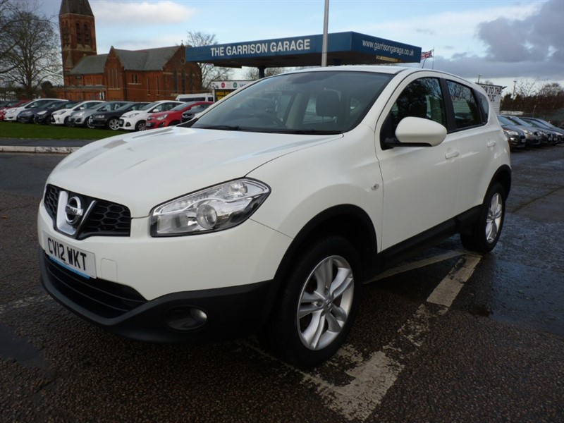 used Nissan Qashqai ACENTA in hampshire-and-surrey