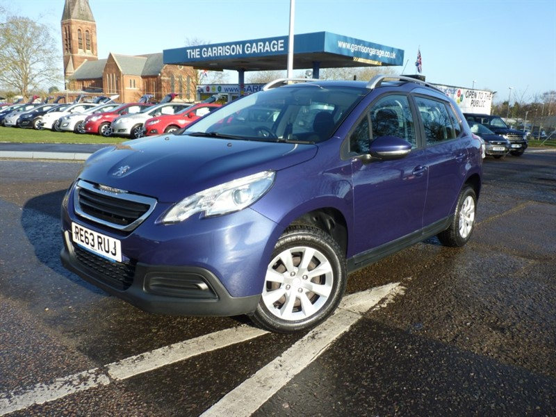 used Peugeot 2008 ACCESS PLUS in hampshire-and-surrey