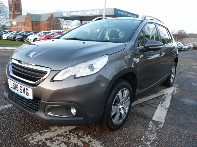 used Peugeot 2008 ACTIVE in hampshire-and-surrey
