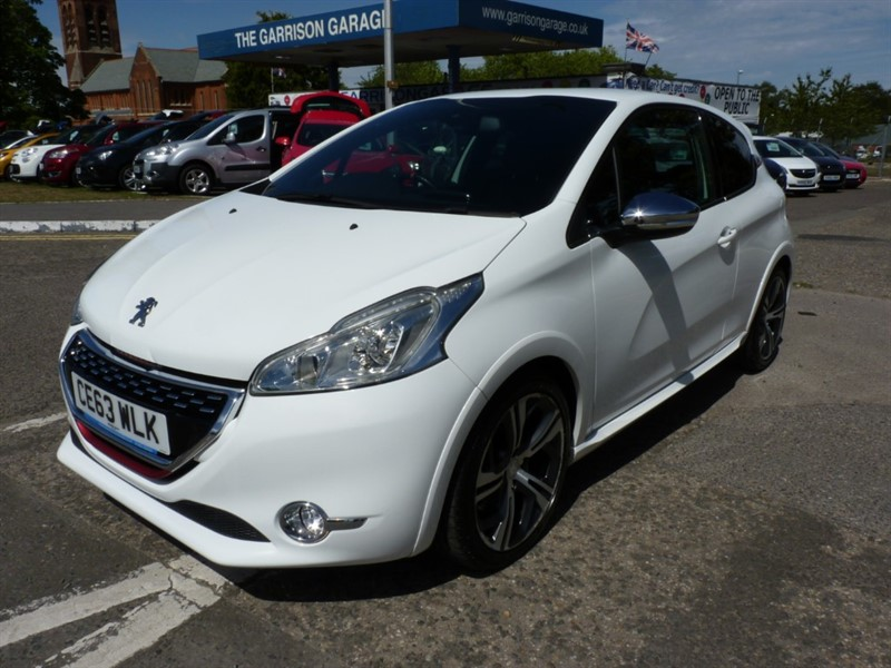 used Peugeot 208 THP GTI in hampshire-and-surrey