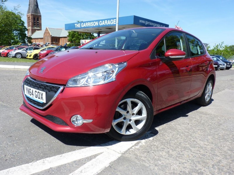 used Peugeot 208 HDI ACTIVE in hampshire-and-surrey