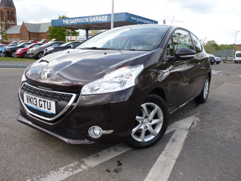used Peugeot 208 E-HDI ACTIVE in hampshire-and-surrey