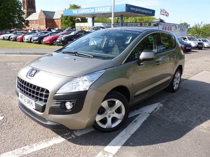 used Peugeot 3008 HDI ACTIVE in hampshire-and-surrey