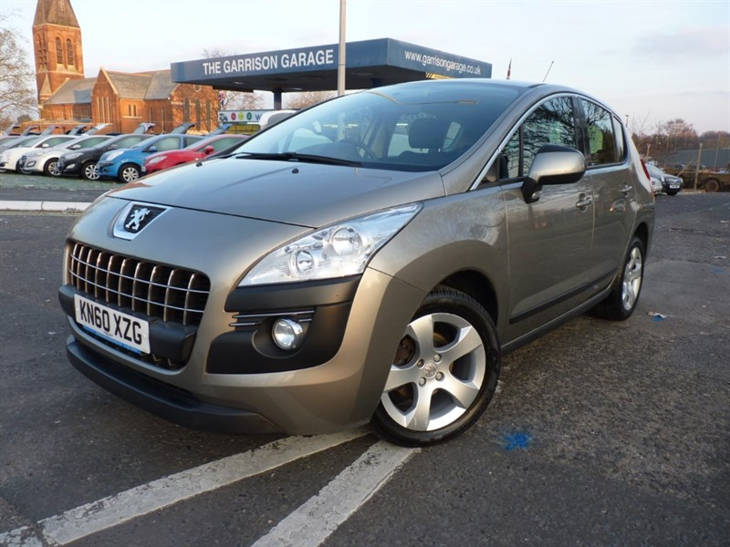 used Peugeot 3008 HDI SPORT in hampshire-and-surrey