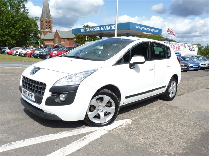 used Peugeot 3008 E-HDI ACTIVE in hampshire-and-surrey