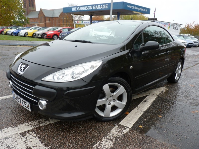 used Peugeot 307 SPORT in hampshire-and-surrey