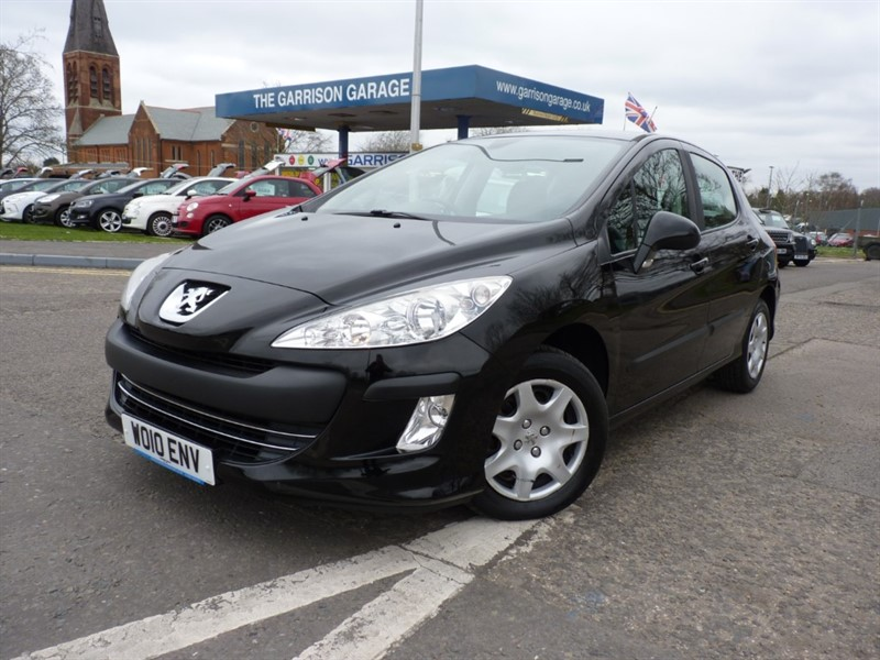 used Peugeot 308 S in hampshire-and-surrey