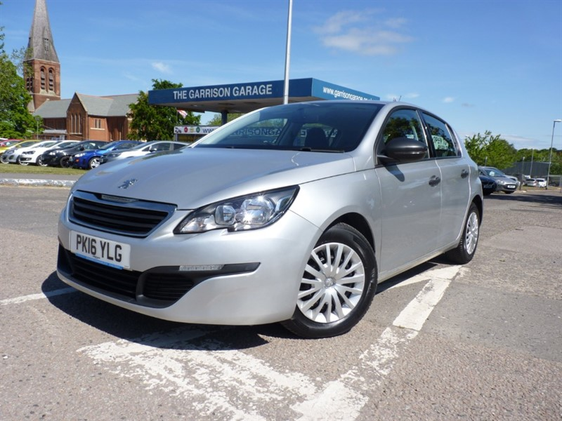 used Peugeot 308 BLUE HDI S/S ACCESS in hampshire-and-surrey