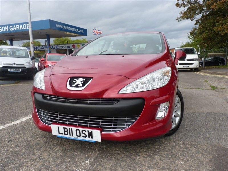 used Peugeot 308 ENVY in hampshire-and-surrey