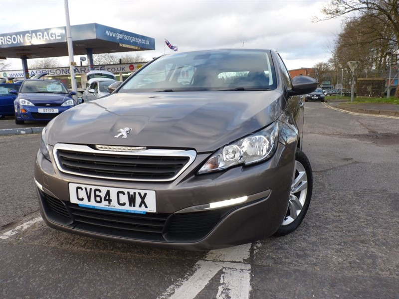 used Peugeot 308 HDI ACTIVE in hampshire-and-surrey