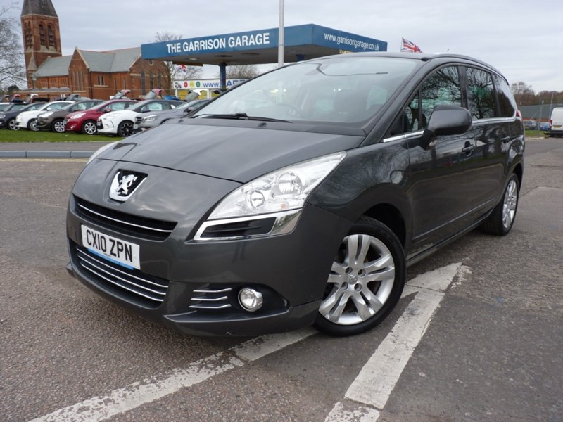 used Peugeot 5008 HDI EXCLUSIVE in hampshire-and-surrey