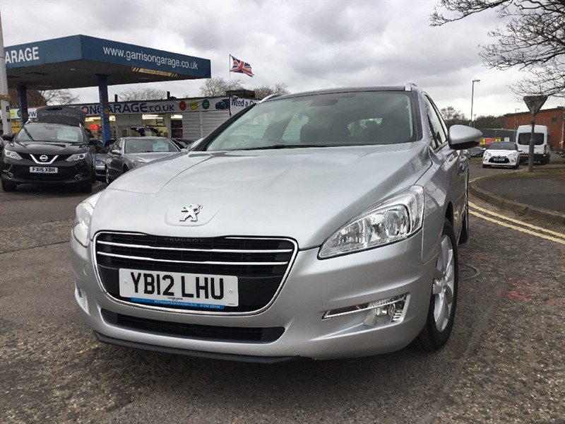 used Peugeot 508 HDI SW ACTIVE in hampshire-and-surrey