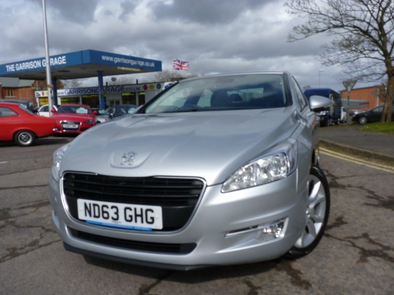 used Peugeot 508 HDI ACTIVE NAVIGATION VERSION in hampshire-and-surrey