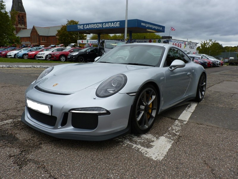 used Porsche 911 GT3 PDK in hampshire-and-surrey