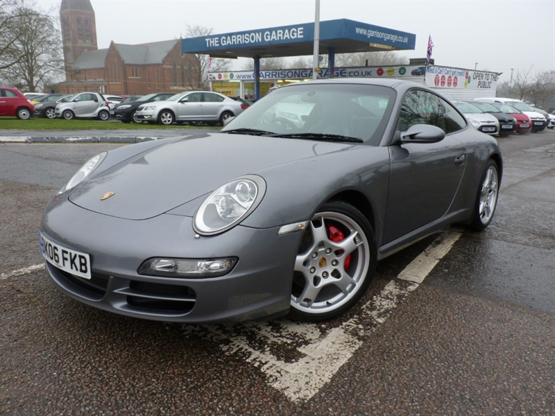 used Porsche 911 CARRERA 2S in hampshire-and-surrey