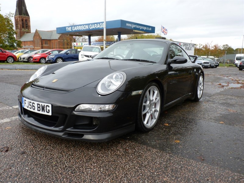 used Porsche 911 GT3 in hampshire-and-surrey