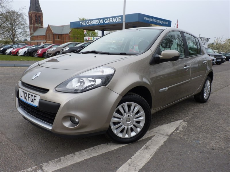 used Renault Clio I-MUSIC in hampshire-and-surrey