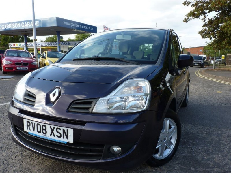 used Renault Grand Modus DYNAMIQUE DCI in hampshire-and-surrey