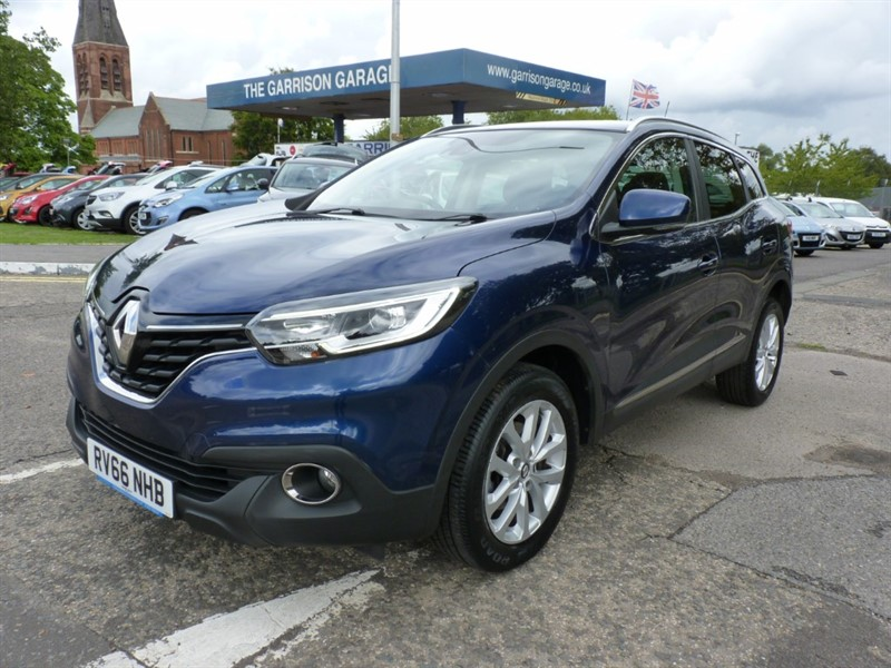 used Renault Kadjar DYNAMIQUE NAV TCE in hampshire-and-surrey