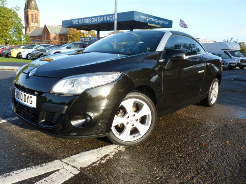 used Renault Megane DYNAMIQUE TOMTOM TCE in hampshire-and-surrey