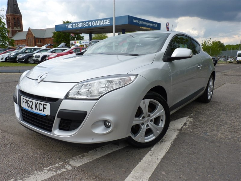 used Renault Megane  in hampshire-and-surrey