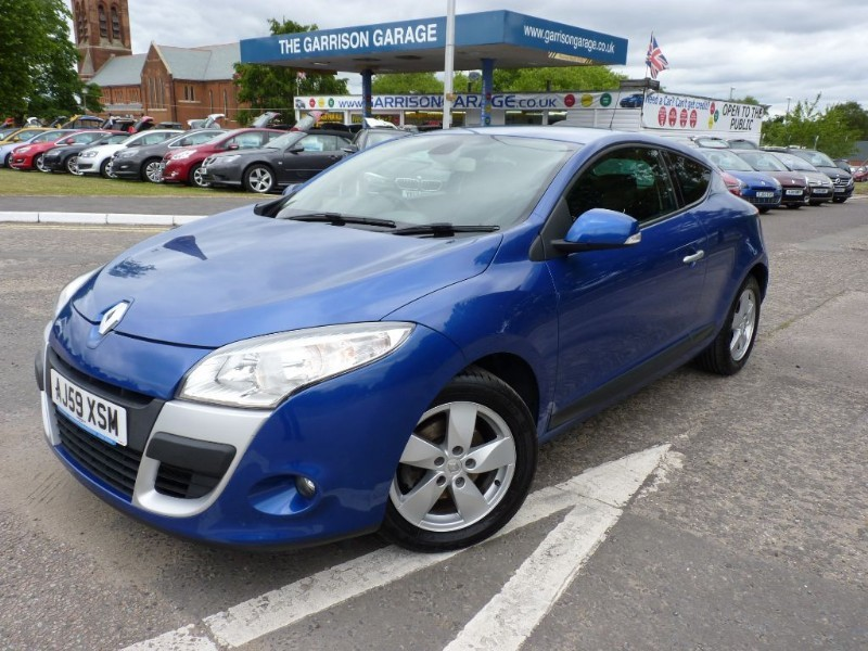 used Renault Megane DYNAMIQUE DCI in hampshire-and-surrey