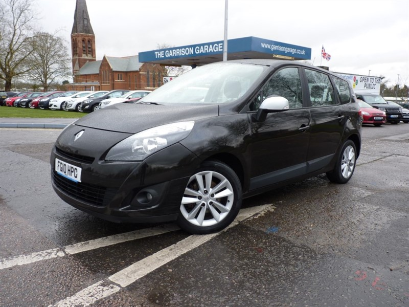 used Renault Scenic GRAND I-MUSIC DCI in hampshire-and-surrey