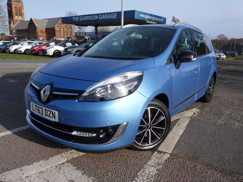 used Renault Scenic GRAND DYNAMIQUE TOMTOM BOSE PLUS DCI S/S in hampshire-and-surrey
