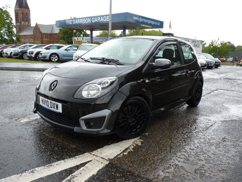 used Renault Twingo RENAULTSPORT CUP in hampshire-and-surrey