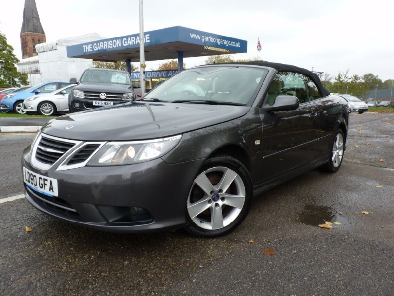 used Saab 9-3 VECTOR SPORT TTID in hampshire-and-surrey