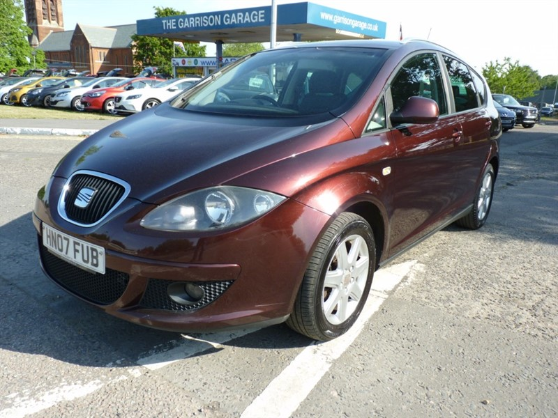 used SEAT Altea XL STYLANCE TDI in hampshire-and-surrey