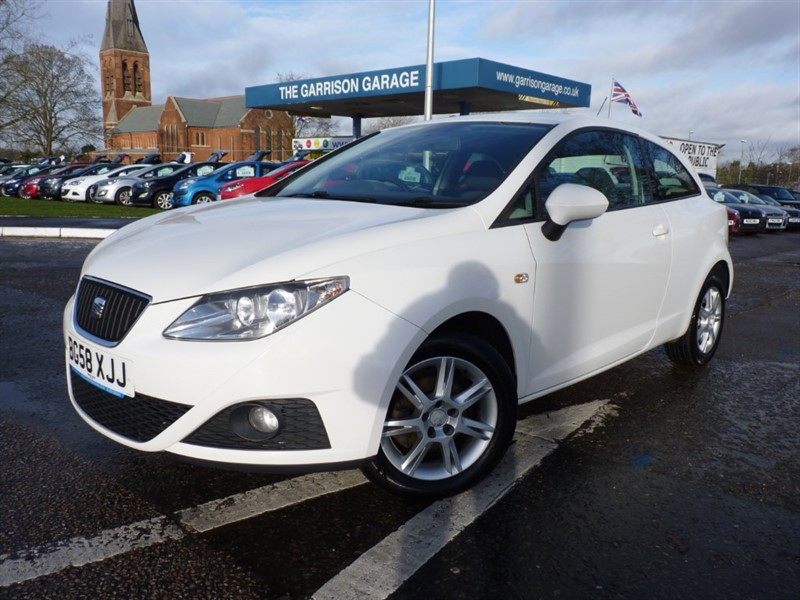 used SEAT Ibiza SE in hampshire-and-surrey