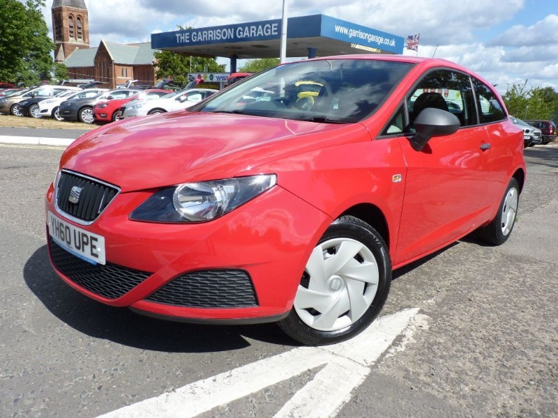 used SEAT Ibiza S A/C in hampshire-and-surrey