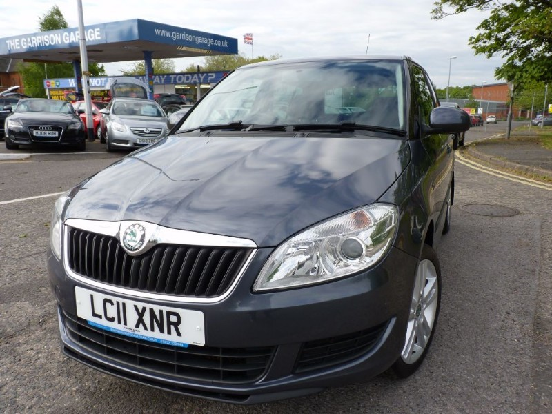 used Skoda Fabia SE PLUS TSI in hampshire-and-surrey