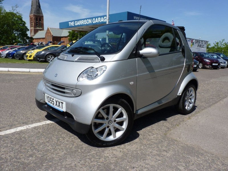 used Smart Car Fortwo PASSION SOFTOUCH in hampshire-and-surrey