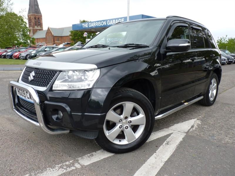 used Suzuki Grand Vitara SZ4 in hampshire-and-surrey
