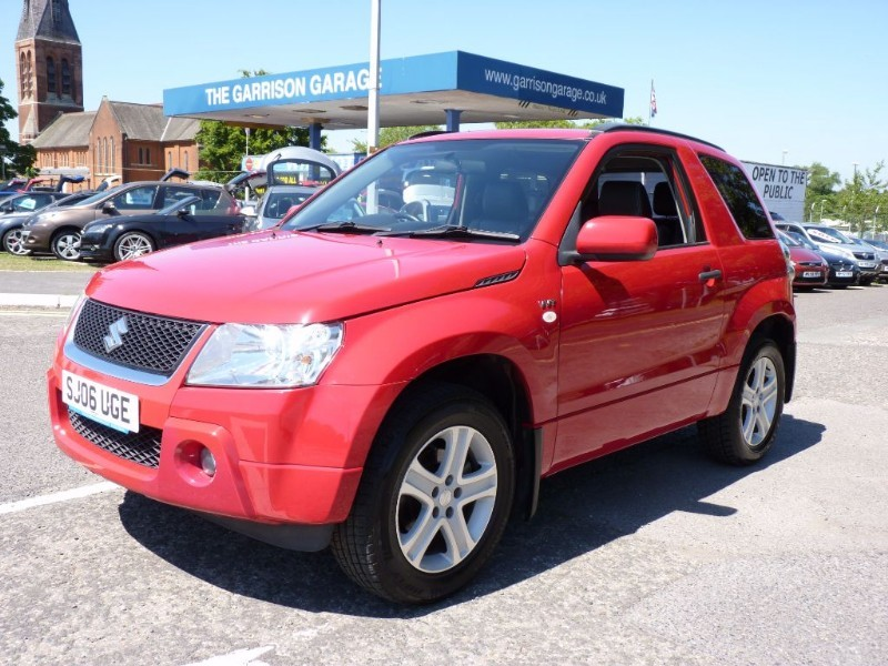 used Suzuki Grand Vitara VVT PLUS in hampshire-and-surrey