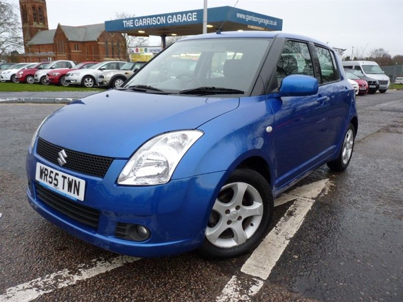 used Suzuki Swift VVTS GLX in hampshire-and-surrey