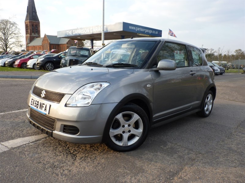 used Suzuki Swift GL in hampshire-and-surrey