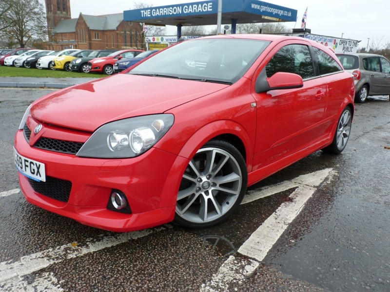 used Vauxhall Astra VXRACING in hampshire-and-surrey
