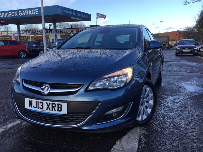 used Vauxhall Astra ELITE CDTI S/S in hampshire-and-surrey