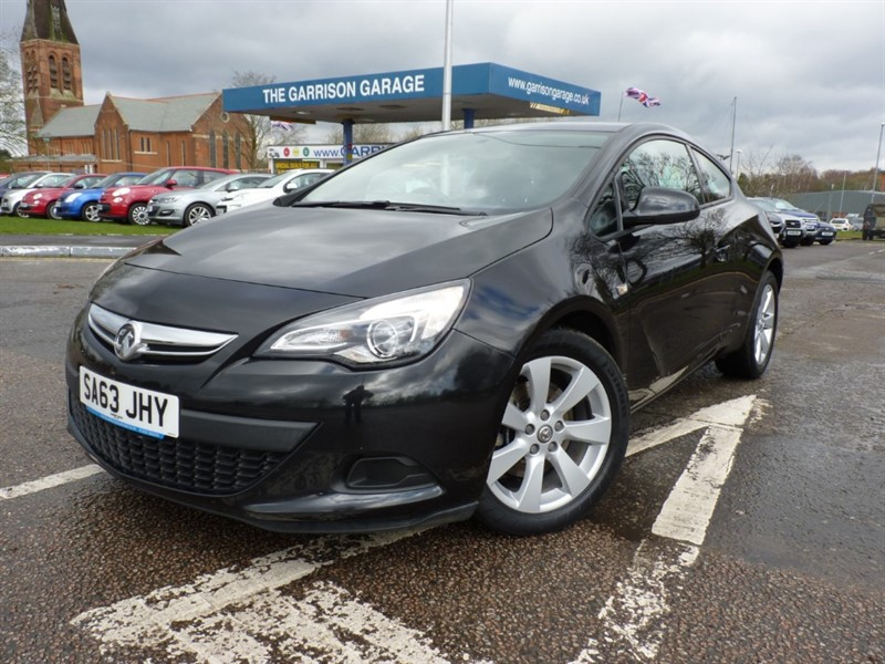 used Vauxhall Astra GTC SPORT S/S in hampshire-and-surrey