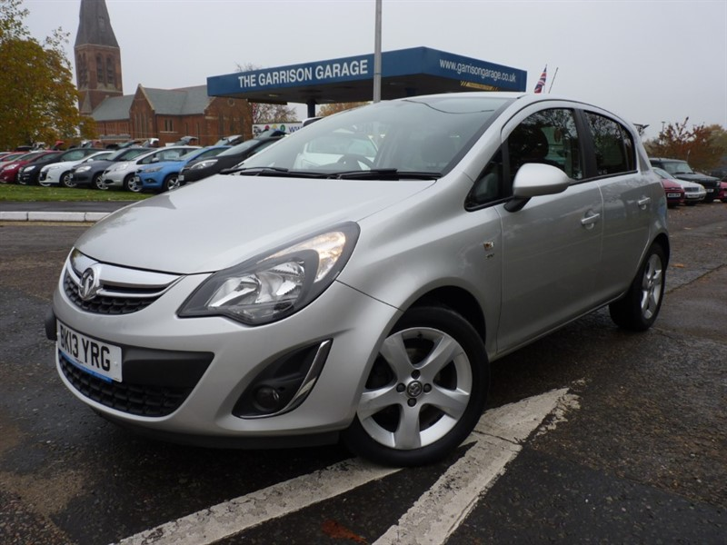 used Vauxhall Corsa SXI AC in hampshire-and-surrey