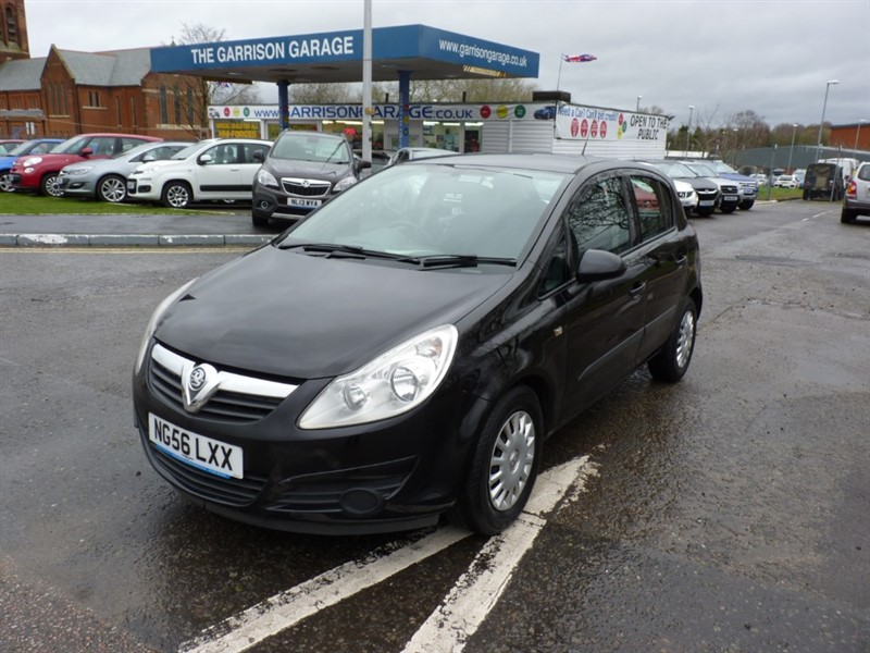 used Vauxhall Corsa LIFE AC in hampshire-and-surrey