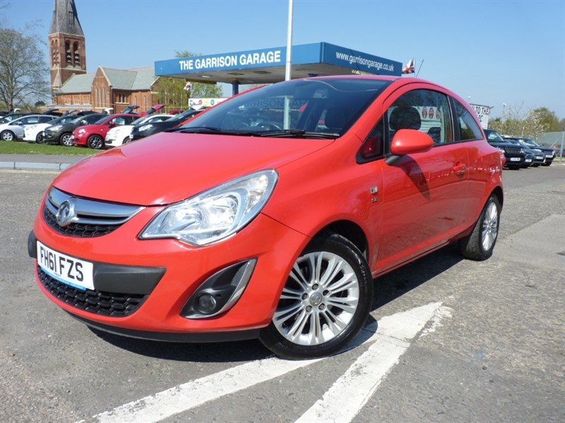 used Vauxhall Corsa SE CDTI in hampshire-and-surrey